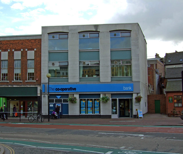 co operative banking in competitive environment The co-operative bank is the only uk high street bank to base their ethical policy on the concerns of their customers  environment and the co-operative bank's ethical policy  four horseman.