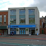 Co-operative bank by David Wright