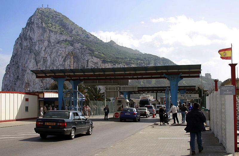 Gibraltar by Arne Koehler via Wikimedia Commons
