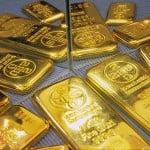 Gold Bars by Kotivalo