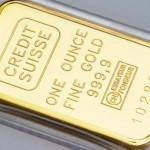 Gold Ounce by www.Olegvolk.net