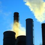 Industry Smoke by Uwe Hermann via Wikimedia Commons