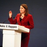 Jo Swinson by David Spender