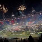 London 2012 Olympics Opening Ceremony by Nick J Webb