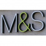 Marks & Spencer Sign