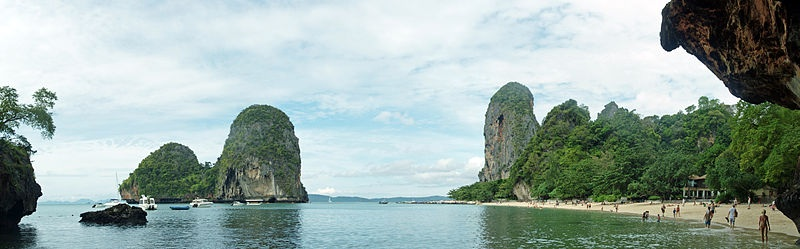 Phra Nang beach by kallerna