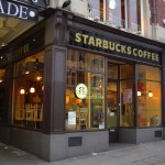 Starbucks by Onar Vikingstad