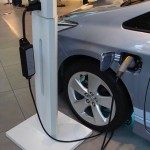 Toyota Prius Hybrid recharging unit by Jebulon