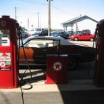 US Gas Pumps by IvoShandor