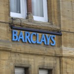 Barclays sign © The Economic Voice