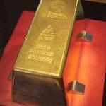 Gold Bar by PHGCOM