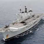 HMS Illustrious (Open Govt Licence)