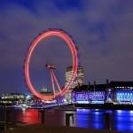 London Eye by Martin Falbisoner