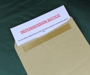 Repossession Notice (c) The Economic Voice