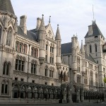 Royal Courts of Justice by sjiong