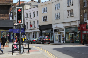 A High Street by Jeff Taylor © The Economic Voice Limited