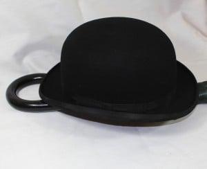 Bowler Hat and Umbrella-2 (c) The Economic Voice