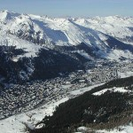 Davos in Winter by Flyout
