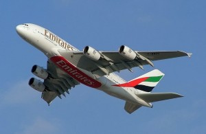 Emirates A380 (PD)