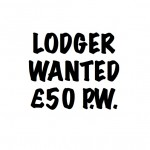 Lodger Wanted