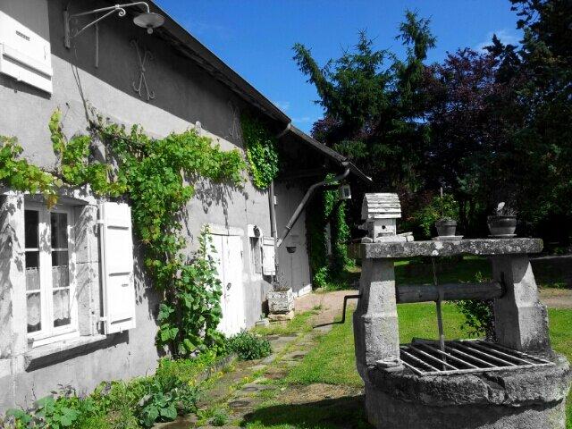 Maison avec un puits by Polo-le-def