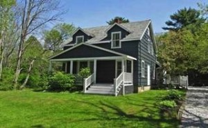 Margaret Johnston home in Nova Scotia