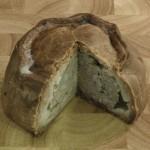 Melton Mowbray Pork Pie by Innocenceisdeath