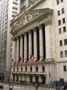 New York Stock Exchange by Luigi Novi