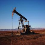 Oil Nodding Donkey - Syria (PD)
