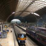 Paddington Station by Keith Edkins via Wikimedia Commons