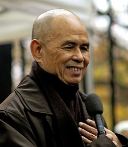 Thich Nhat Hanh by Duc (pixiduc)