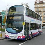 Wrightbus hybrid demonstrator by Ad Meskens