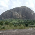 Zuma Rock Nigeria by Jeff Attaway