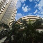 Bombay Stock Exchange by Indianhilbilly