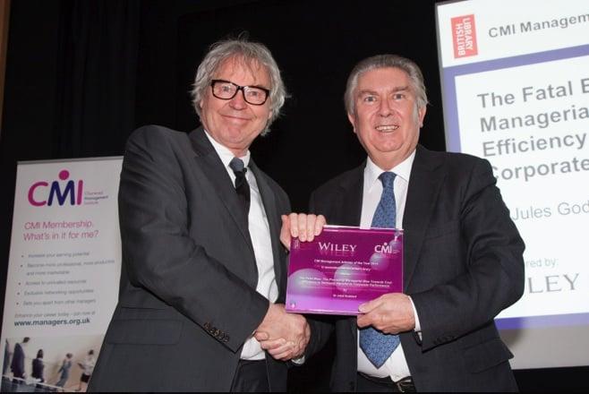 CMI Award pic