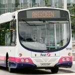 First Aberdeen Bus by BeeWii