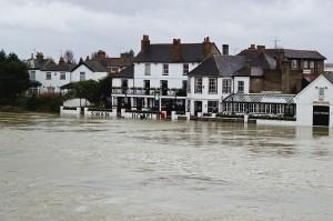 Floods 2014 by bayerberg