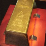 Gold Bar by PHGCOM