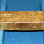 Gold Bullion Bar (PD)