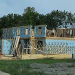 House Construction by Dwight Burdette