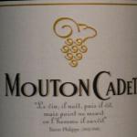 Mouton Cadet (PD)