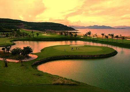 Nah Trang Golf course