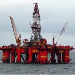 Oil Platform by Erik Christensen via Wikimedia Commons