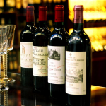 Bordeaux Wines by Colin via Wikimedia Commons