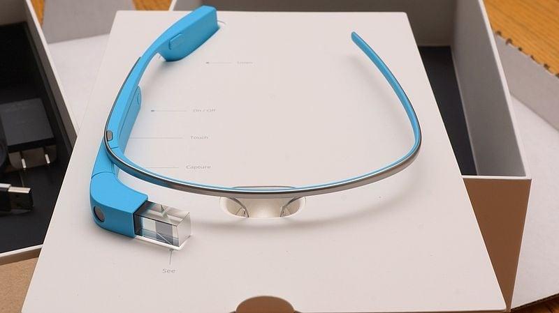 Google Glass by Taeytan