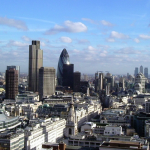 London City by Joe D via Wikimedia Commons