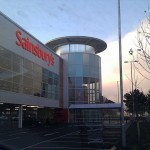 Sainsbury's by Clive Darra