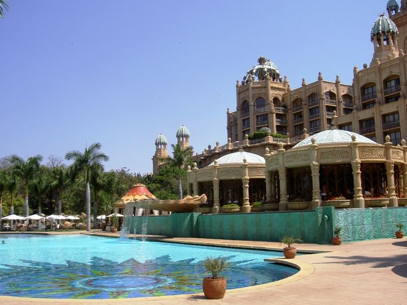 Sun City Lost Palace Pool