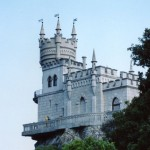Swallows Nest - Yalta - Crimea (GDFL)