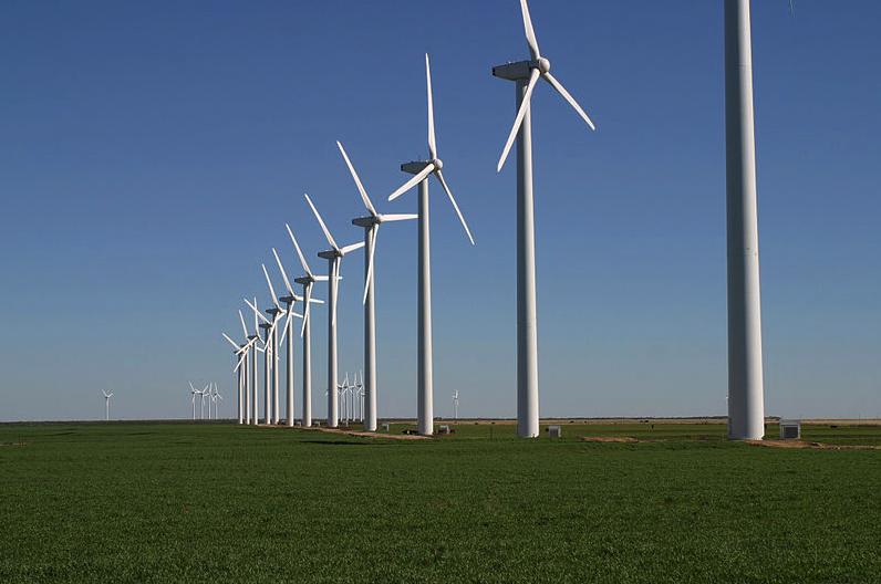 Wind Turbines by Leaflet